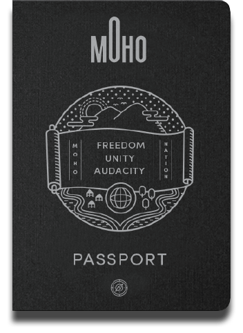 Moho Passport