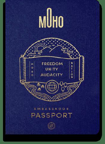 Moho Ambassador Passport