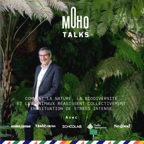 MoHo Talks - Gilles Boeuf