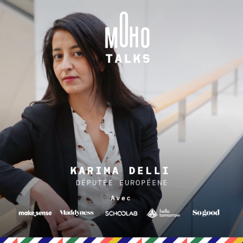 Karima Delli, MoHo Talks
