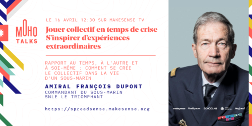 MoHo Talks - Jouer collectif en temps de crise -
