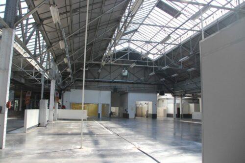L'ancien garage Renault, actuellement. © Marie Mangane / Liberté Le Bonhomme libre