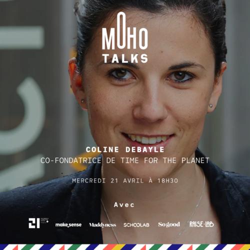 Coline Debayle, MoHo Talk #17